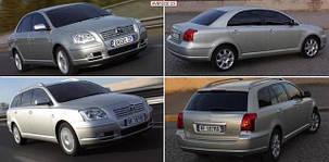 Зеркала для Toyota Avensis 2003-06