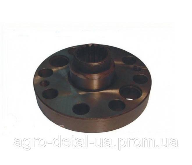 Фланец коленчатого вала 236Д-1005121Б толщиной 2,7 мм,диаметром 140 мм Т-151К,Т-156,Т-157,Т-150-05-09-