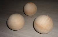 Деревянные шарики, кубики, палочки