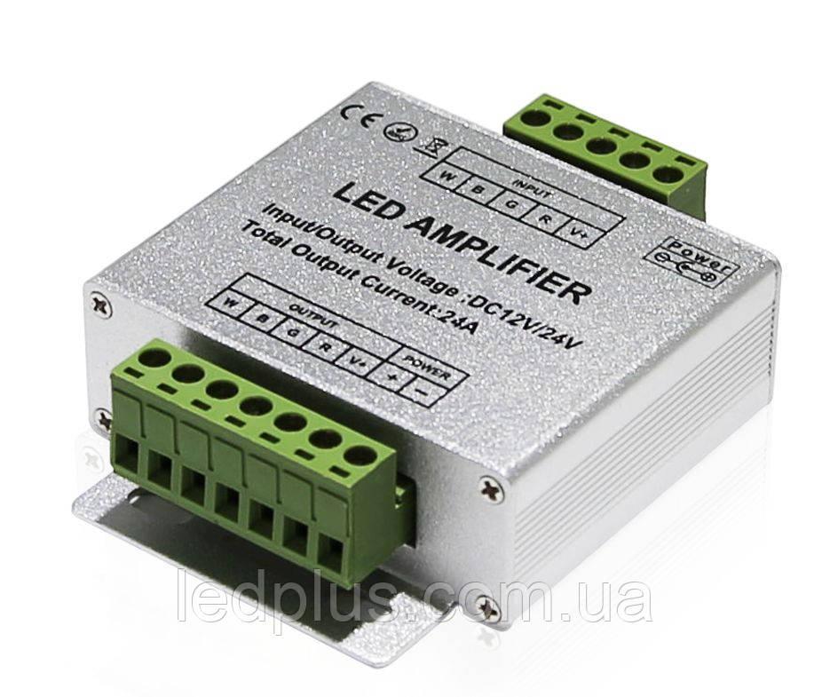 Усилитель сигнала RGB контроллера AMP24