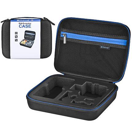 Кейс для аксессуаров GoPro Puluz 23 см x 17 см x 7 см (Medium size), фото 2