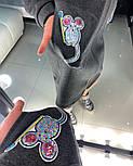 Женская удлиненная толстовка на флисе с молнией (2 цвета), фото 4