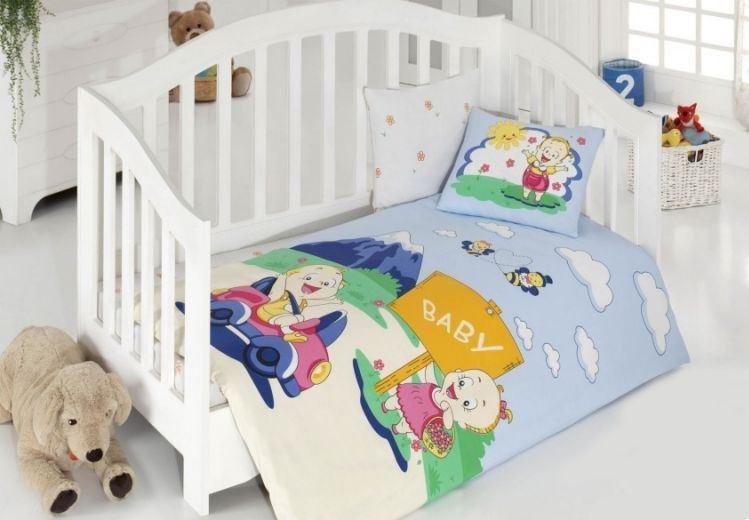 Постельное белье для младенцев Kristal Afacan