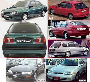 Зеркала для Toyota Corolla 1997-99