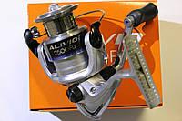 Катушка Shimano Alivio 2500 FD (Катушки с мелкой шпулей)