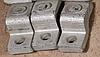Контакт подвижный к  КТ 6033БС медный с серебряными напайками.
