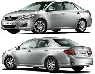 Зеркала для Toyota Corolla 2007-09