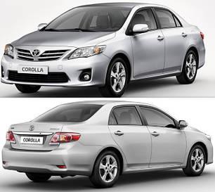 Зеркала для Toyota Corolla 2010-13