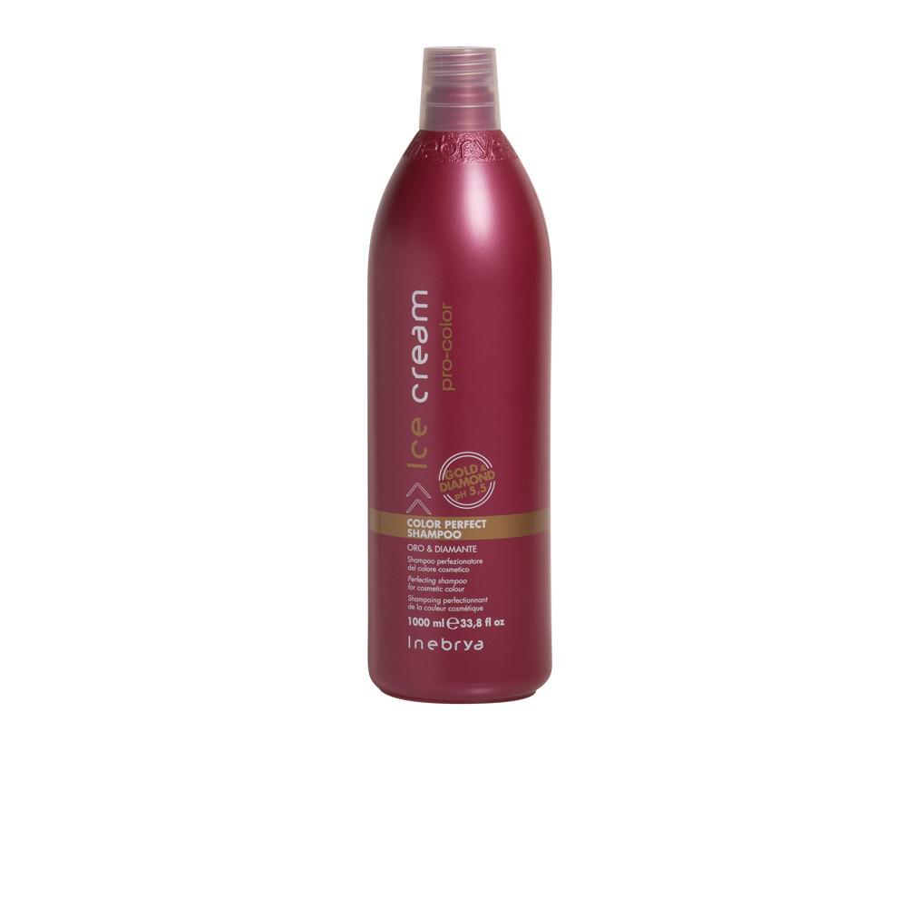 Идеальный шампунь для окрашенных волос Color Perfect Shampoo 1000 мл  Inebrya
