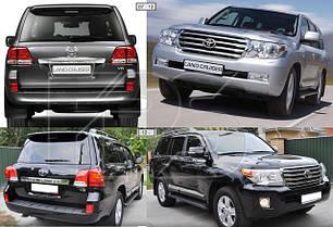 Зеркала для Toyota Land Cruiser 2007-15 (J200)