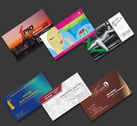 Срочное изготовление визиток