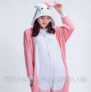 Кигуруми Hello Kitty размер S, M, L