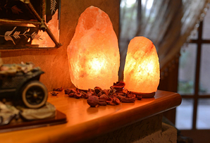 Соляные лампы, светильники, ночники