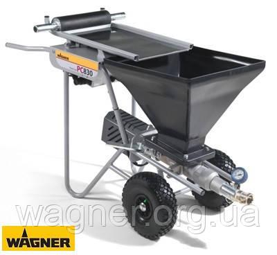 Штукатурная станция WAGNER PlastCoat 830 Р