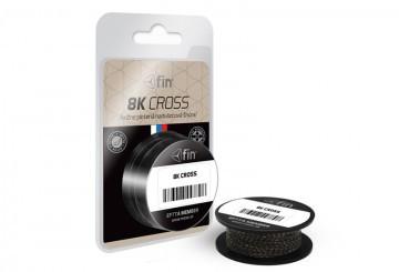 Поводочный материал, поводковый материал, поводочный  FIN 8K CROSS 20m/камуфляж 35lbs