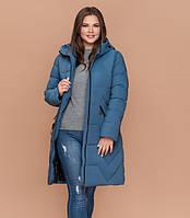Удлиненная зимняя куртка, фото 1