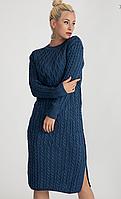Женское вязаное платье. S- L размер., фото 1