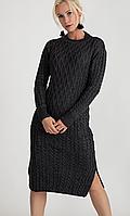 Женское вязаное платье. S- L размер.