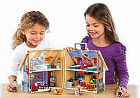 "Playmobil 5167 Переносний будинок для ляльок (Конструктор Плеймобиль ""Переносной дом для кукол"")"