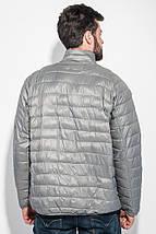Куртка мужская демисезон 191V005 (Серый), фото 3
