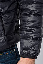 Куртка мужская демисезон 191V005 (Черный), фото 2