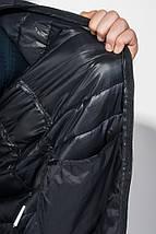 Куртка мужская демисезон 191V005 (Черный), фото 3