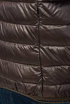 Куртка мужская демисезон 191V005 (Ореховый), фото 3