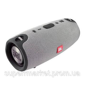 JBL XTREME 13 small Bluetooth колонка 40W с FM MP3 копия, серая, фото 2