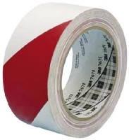 3M™ 767I Односторонняя клейкая лента  50мм х 33м, красно-белая