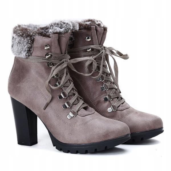 Женские ботинки Mellin