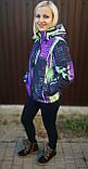Жіноча куртка гірськолижна, фото 3