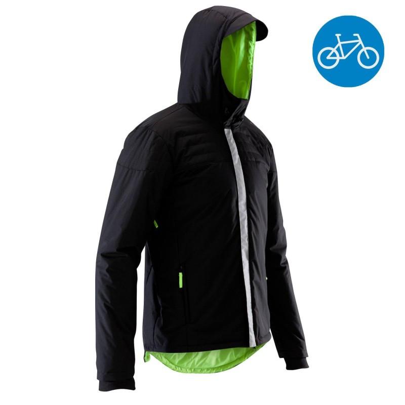 c031668b057ea Куртка велосипедная теплая мужская Btwin 900 - priyatili.com в Львове