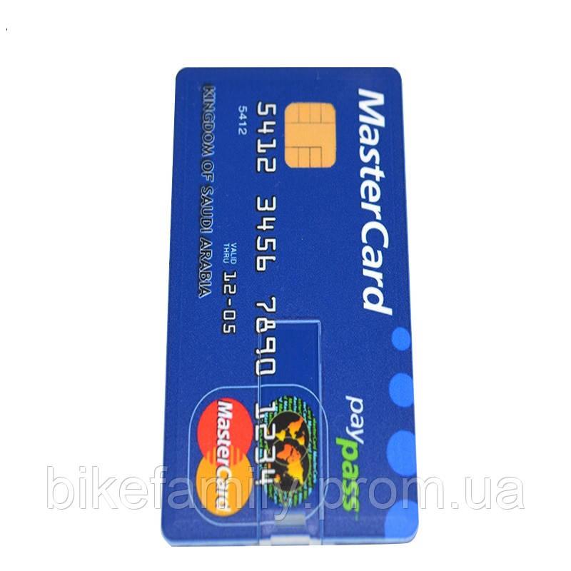 Флешка кредитка 32 ГБ