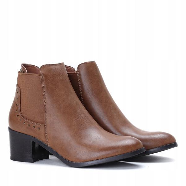 Женские ботинки Leeson