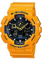 Часы Casio GA-100A-9AER