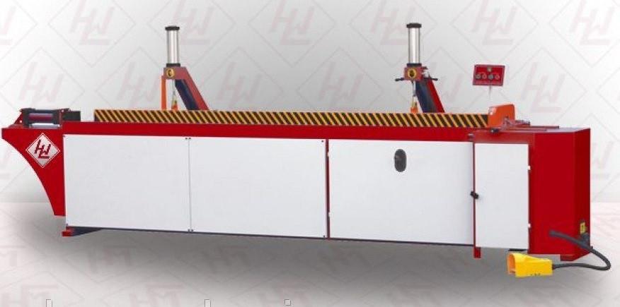 Пресс для сращивания по длине WINTER Typ MH 1545 MANUAL