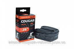 """Велокамера Comanche 26"""" х 1,75--2,125 A/V 48 mm"""