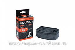"""Велокамера Comanche 26"""" х 1,75--2,125 F/V+REM 48 mm"""