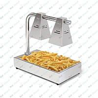 Подогреватель для картофеля фри GGM Gastro WBK366-2