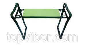Садовая скамейка-подставка для дачи Garden Chair, стульчик для колен, с доставкой по Украине