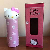 Термос детский Хелло Китти Hello kitty термочашка для девочек розовая термокружка