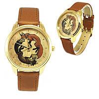 Часы Лисички