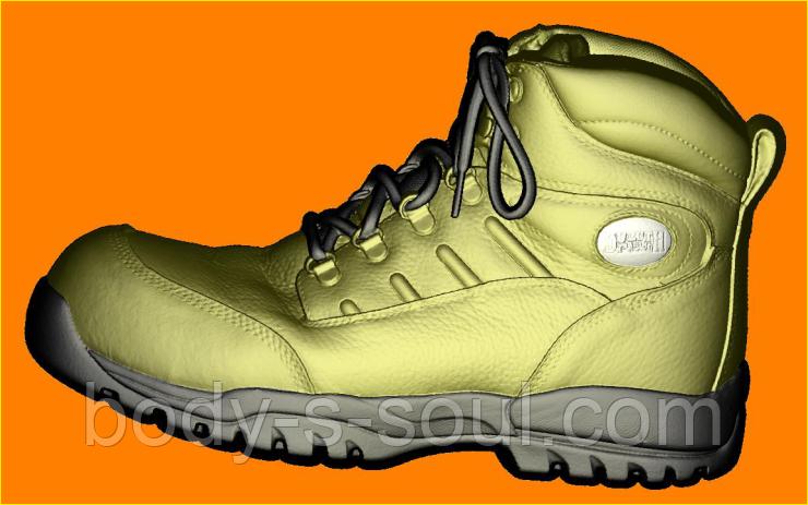 Пластиковая форма 523 - Ботинок