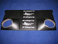Полка задняя под динамики черная Таврия ЗАЗ 1102