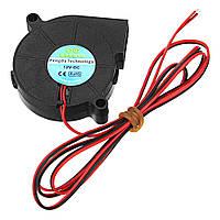 5Pcs/Pack TEVO® DC 12V 50 * 50 * 15mm 5015 Радиальный вентилятор охлаждения вентилятора для 3D-принтера 1TopShop