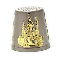 Наперсток из метала вид Киева