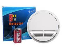 Датчик дыма беспроводной для GSM сигнализации 433 Mhz