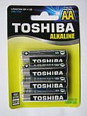 Батарейки Toshiba