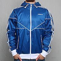 Ветровка спортивная, мужская adidas SPO WB O58003 адидас