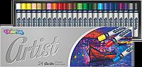 Пастель масляна, Colorino Artist, 24 кольорів(65719PTR)